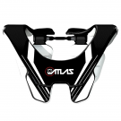 ATLAS CARBON NECKBRACE WHITEOUT