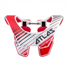 ATLAS AIR NECKBRACE RED TORNADO