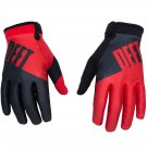 DEFT FAMILY CHOICE GLOVES RED/BLACK