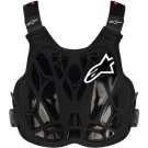 Alpinestars A-8 Light Chest Protector Blk/Wht/Red