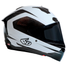 6D ATS-1 MC HELMET WHITE