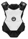 ATLAS GUARDIAN LIGHT SLEEVELESS JACKET WHITE