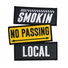 Fasthouse, Track Velcro Patch Pack