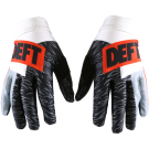 DEFT FAMILY ARTISAN GLOVES WHITE/ORANGE