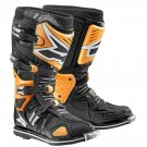 AXO A2 BOOT BLACK/ORANGE
