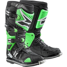 AXO A2 BOOT BLACK/GREEN