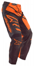 AXO SR PANTS BLACK/ORANGE