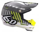 Crosshjälm 6D ATR-2 Motion Gloss Neon Yellow