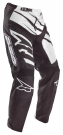 AXO SR PANTS BLACK/WHITE