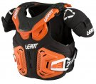 Fusion Vest LEATT 2.0 Junior Orange