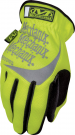 MECHANIX WEAR FAST FIT GLOVE HI-VIZ YELLOW