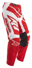 AXO SR PANTS WHITE/RED