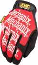 MECHANIX WEAR ORIGINAL SERIES GLOVE RED