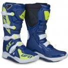 UFO Elektron Boots Blue-Yellow-White