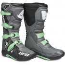 UFO Elektron Boots Gray-Green-Black