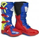 UFO Elektron Boots Red-Yellow-Blue