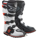 AXO DRONE LE BOOT WHITE/RED