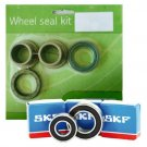 SKF Front Wheel Seal And Bearing Kit 85cc