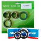 SKF Rear Wheel Seal And Bearing Kit 85cc