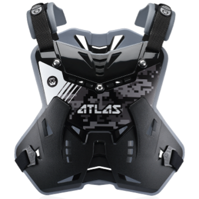 ATLAS DEFENDER CHEST PROTECTOR DIGITAL STEALTH
