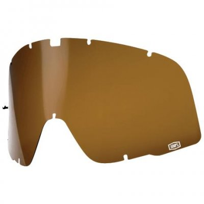 100% Barstow Curved Lens Bronze