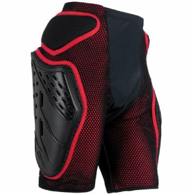 Alpinestars Bionic Freeride Short Black/Red