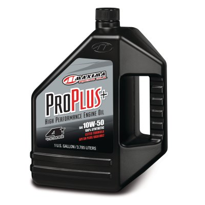 Maxima, Pro Plus+ 10w50 Synthetic - 3,785L