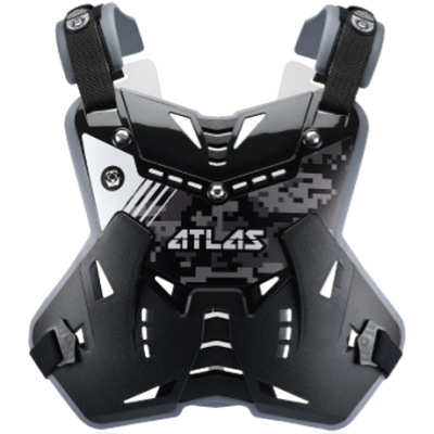 ATLAS DEFENDER CHEST PROTECTOR - FRONT ONLY DIGITAL STEALTH