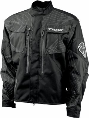 PHASE BLACK JACKET