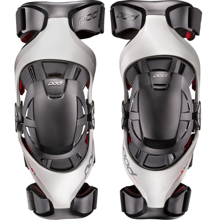 Mx Knee Braces >> Pod K4 Mx Knee Brace Pair